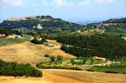 Agriturismo La Bruciata - Farmstay with holiday apartmens Montepulciano Tuscany