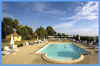 Agriturismo Le Pescine - One of the Swimming Pools