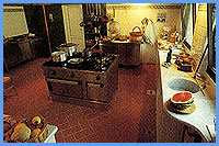 B&B Il Borghetto Country Inn - The Kitchen