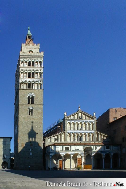 Cathedral San Zeno Pistoia