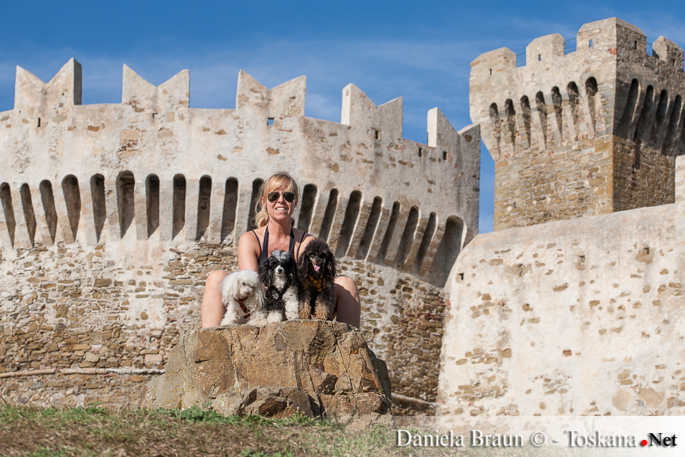 Holiday with Dogs Tuscany