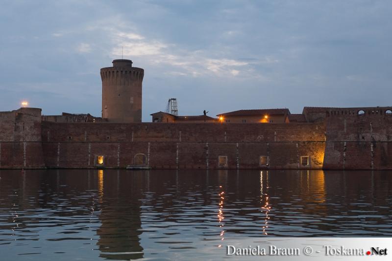 The old harbour - La Vecchia Darsena - Livorno Tuscany