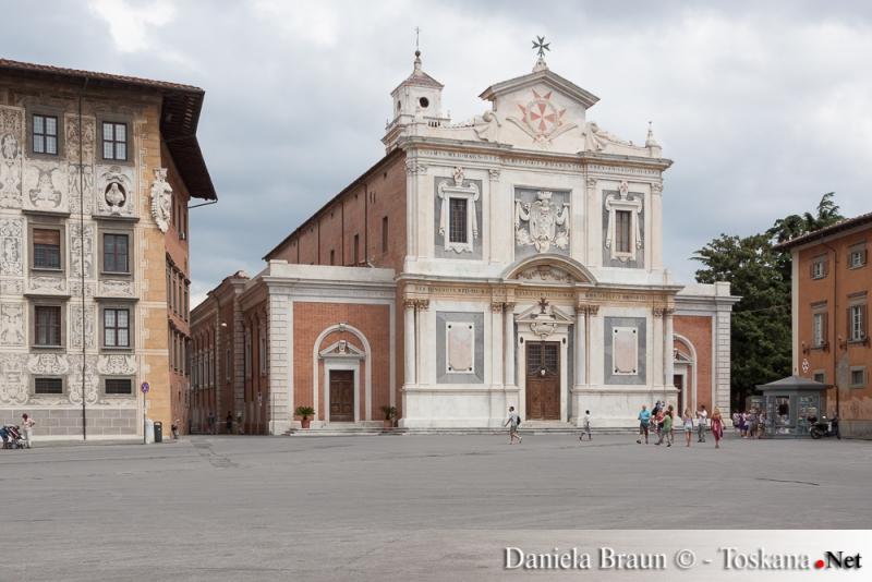 Church Santo Stefano dei Cavalieri Pisa