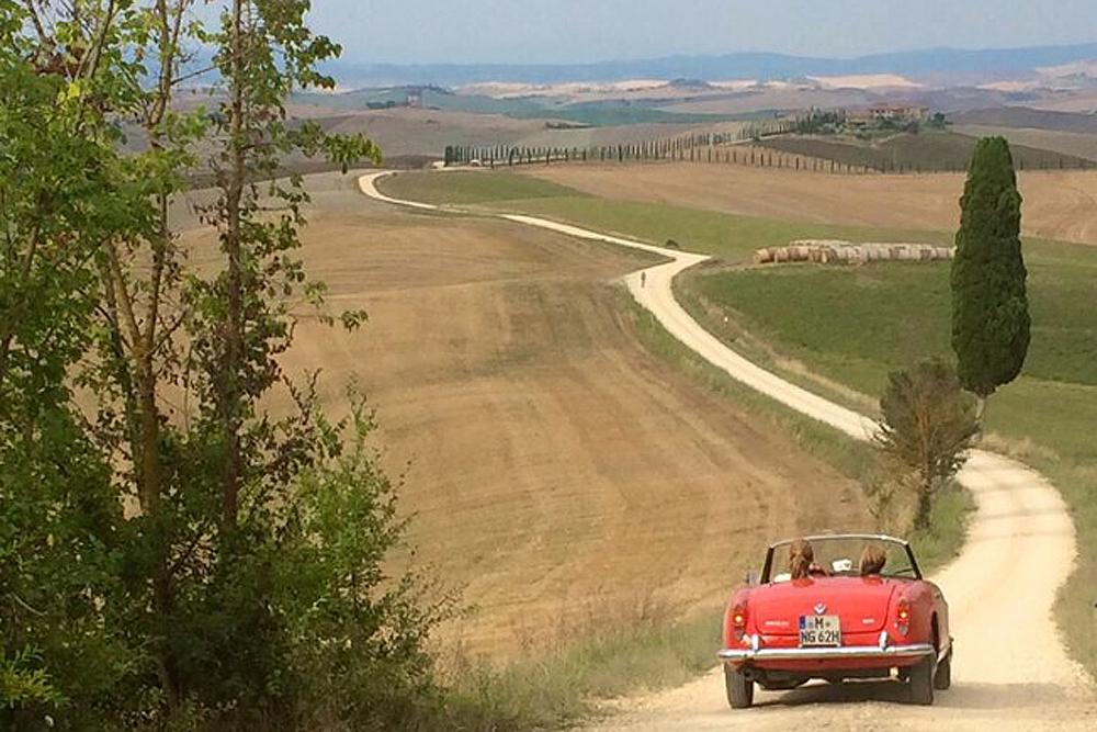 Wunderschön - Südliche Toskana