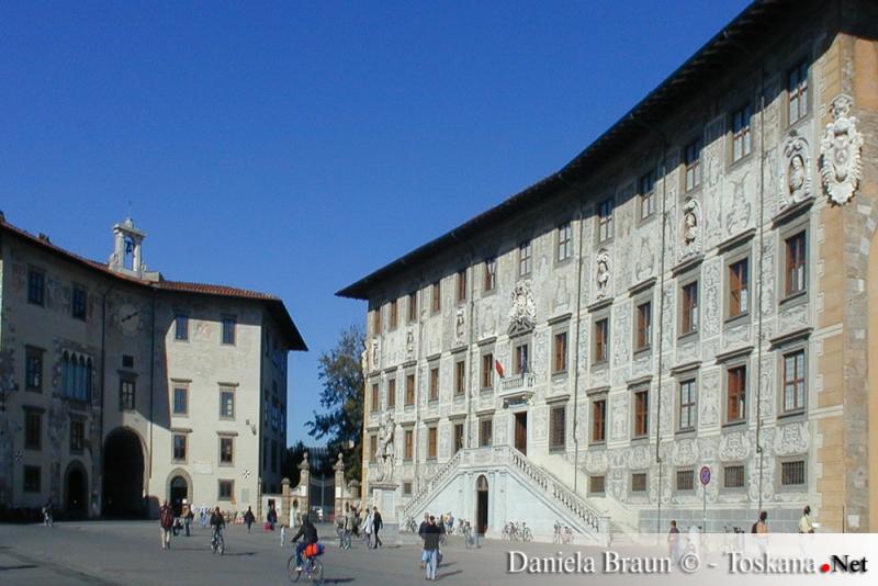 Scuola normale superiore - Pisa