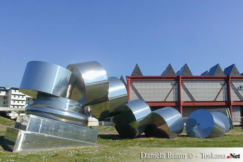 Colonna Cadente - centro d'arte contemporanea- Prato