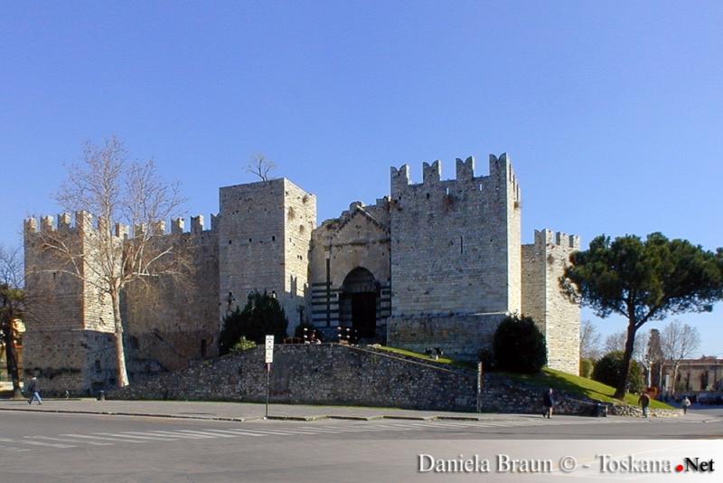 Castello dell'Imperatore Prato Centro