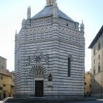 Battistero di San Giovanni Pistoia