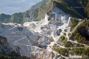 Cave di Marmo a Carrara