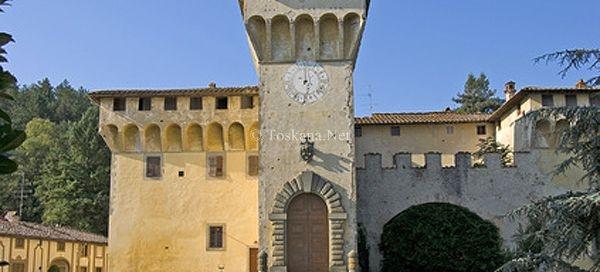 Villa di Cafaggiolo