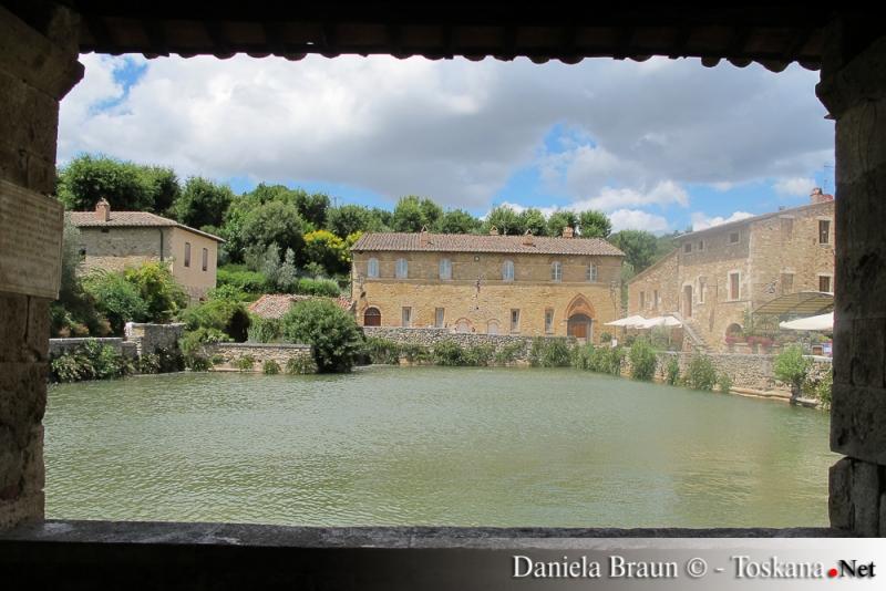 Bagno Vignoni - Siena