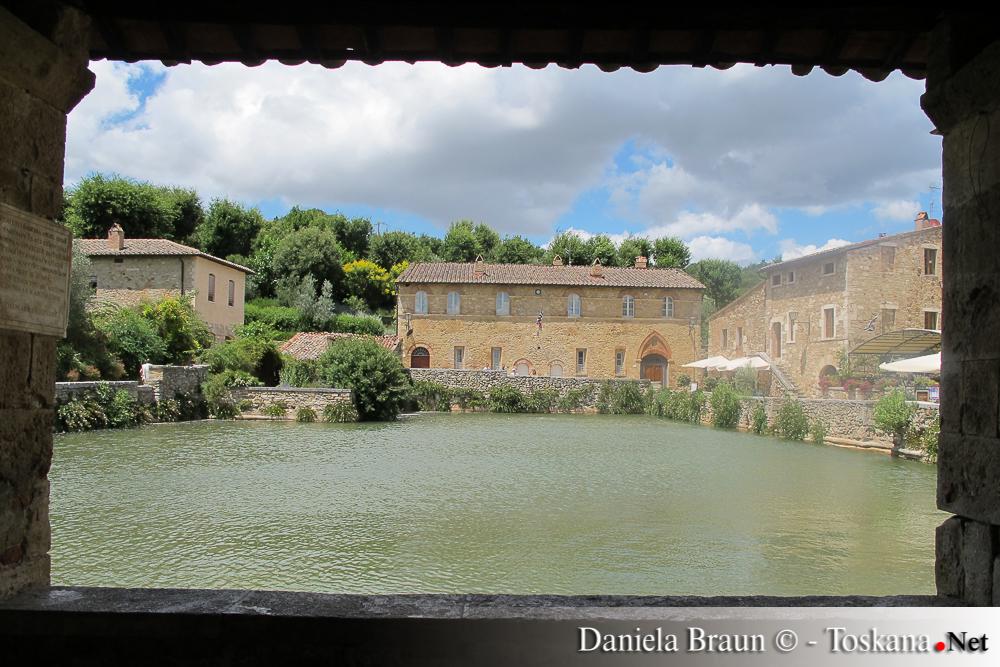 Da siena a chiusi vacanze in toscana guida alla toscana - Distanza da siena a bagno vignoni ...