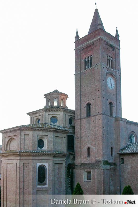 Abbazia di Monte Uliveto - Siena