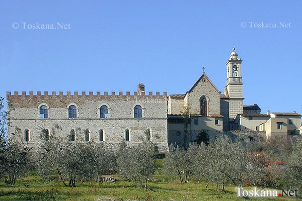 Certosa del Galluzzo - Firenze
