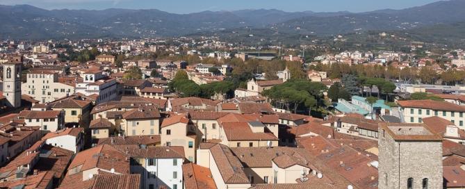 Vista panoramica - Pistoia