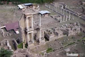 Parco Archeologico, Volterra
