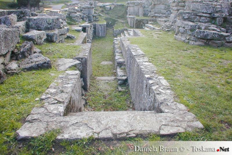 Fiesole - Area Archeologica