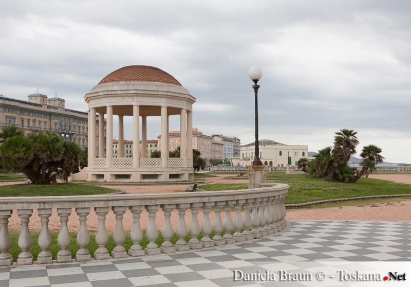 Piazza Mascagni - Livorno