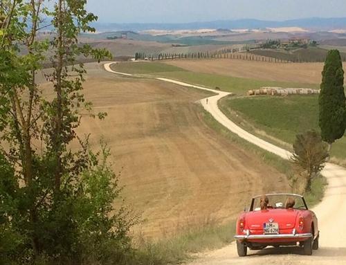 Trasmissione TV sulla Toscana Meridionale
