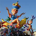 Der Karneval von Viareggio