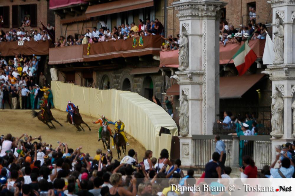 Das Palio von Siena