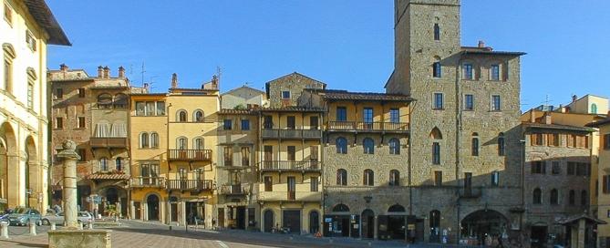 Piazza Grande - Arezzo