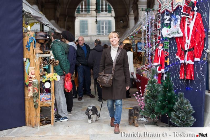 Weihnachtsmarkt Pisa