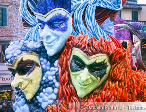 Der Karneval in der Toskana