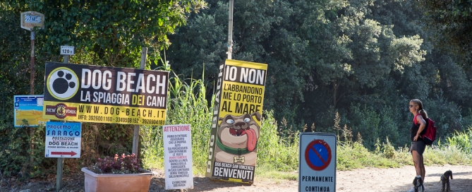 San Vincenzo Dog Beach - Toskana Toscana Tuscany