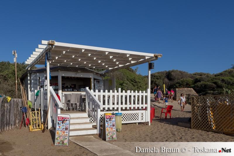 Strandbar - San Vincenzo Dog Beach - Toskana