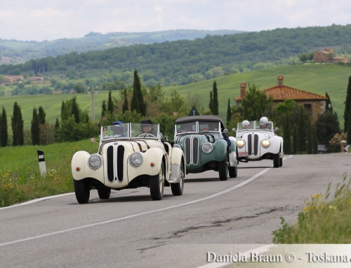 Aktuelle Verkehrs- und Wettersituation in der Toskana