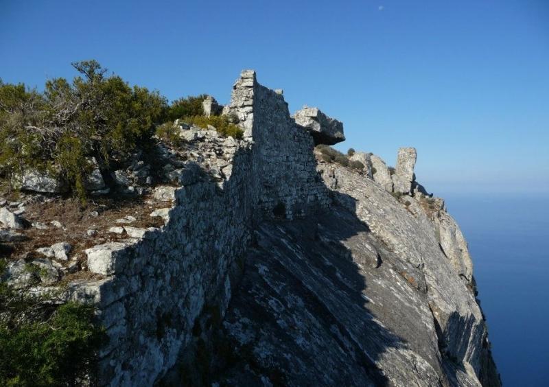 Die Festung auf Montecristo