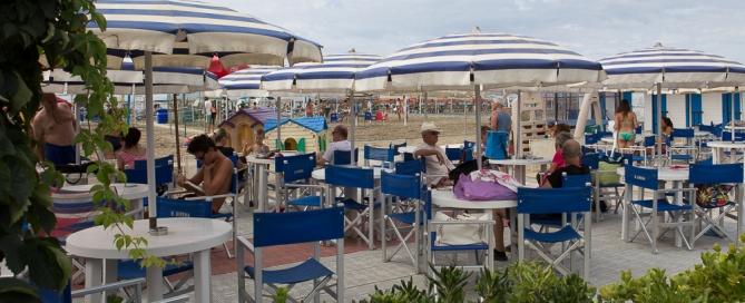 Marina di Grosseto Bagno Sirena - Toskana