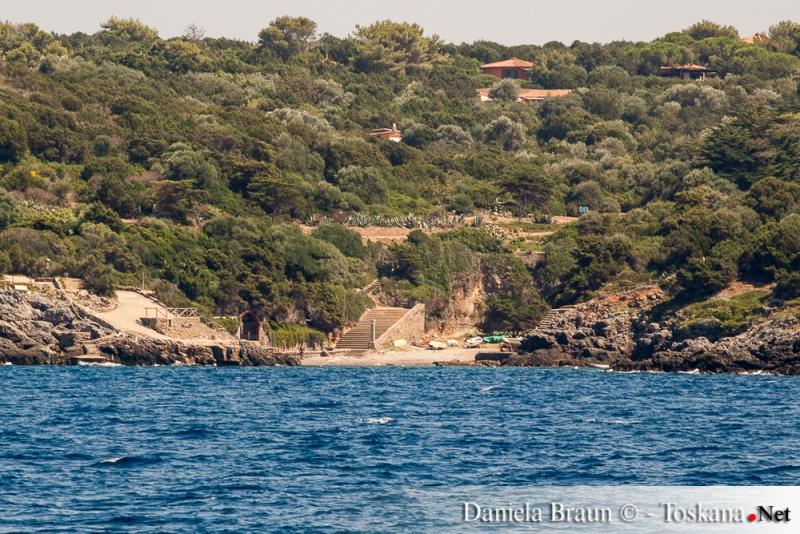 Insel Giannutri