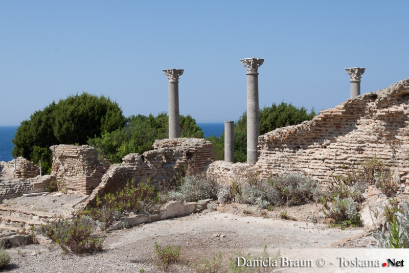 Villa Romana - Insel Giannutri