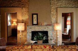 apartments borgo di pietrafitta - chianti - castellina in chianti ... - Cucina Soggiorno Unico Ambiente Classico 2