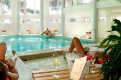Hotel Terme Marine Leopoldo II - Thermal Pool