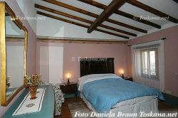 Bed & Breakfast Antica Casa Le Rondini - Double Room Rosa