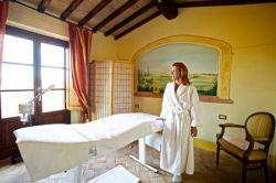 Descrizione hotel saturno fonte pura maremma saturnia for Resort termali in cabina