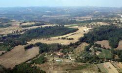 Agriturismo La Ca' Solare nella campagna vicino a Volterra e San Gimignano