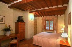 Camera Matrimoniale in B&B nel centro di S. Gimignano Toscana