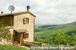 Podere Ulimeto Pesciolini - Farmhouse apartments in panoramic position Volterra