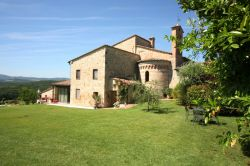 Pieve di San Martino - Holiday Apartments Colle di Val d'Elsa Tuscany