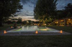 Fattoria Corsignano - La piscina
