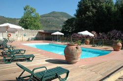 Agriturismo Villa Rosselmini - Swimming Pool