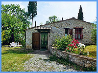 Podere Montese - Selfcatering Apartment Nerone - San Gimignano Tuscany