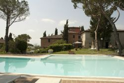 Agriturismo Pieve Sprenna - The swimming pool