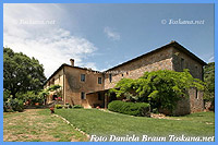 Podere Incrociati - Apartments with swimming pool near Siena Tuscany