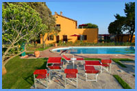 Podere La Macchia - Holiday Apartments seaside Etruscan Coast Tuscany