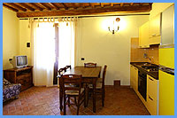 Podere La Macchia - Apartment for 2 up to 4 persons